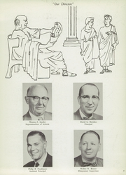 Page 11, 1959 Edition, Bristol High School - Les Memoirs Yearbook (Bristol, PA) online yearbook collection