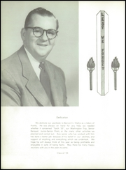 Page 10, 1955 Edition, Delhaas High School - Torch Yearbook (Bristol, PA) online yearbook collection