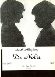 Page 5, 1978 Edition, South Allegheny High School - De Nobis Yearbook (McKeesport, PA) online yearbook collection
