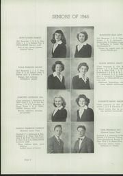 Page 10, 1946 Edition, Fairview High School - Challenge Yearbook (Fairview, PA) online yearbook collection