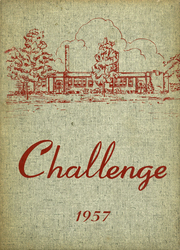 Fairview High School - Challenge Yearbook (Fairview, PA) online yearbook collection, 1957 Edition, Page 1