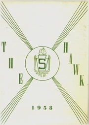 1958 Edition, Susquenita High School - Hawk Yearbook (Marysville, PA)