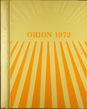 Page 1, 1972 Edition, Daniel Boone Area High School - Orion Yearbook (Birdsboro, PA) online yearbook collection