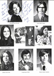 Page 14, 1975 Edition, Daniel Boone Area High School - Orion Yearbook (Birdsboro, PA) online yearbook collection