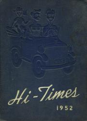 1952 Edition, Mercer High School - Hi Times Yearbook (Mercer, PA)
