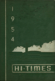 1954 Edition, Mercer High School - Hi Times Yearbook (Mercer, PA)