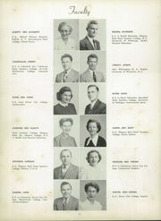 Page 10, 1954 Edition, Mercer High School - Hi Times Yearbook (Mercer, PA) online yearbook collection