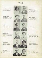 Page 11, 1954 Edition, Mercer High School - Hi Times Yearbook (Mercer, PA) online yearbook collection