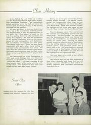 Page 14, 1954 Edition, Mercer High School - Hi Times Yearbook (Mercer, PA) online yearbook collection