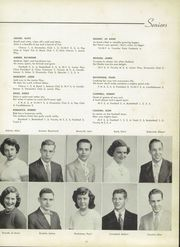 Page 15, 1954 Edition, Mercer High School - Hi Times Yearbook (Mercer, PA) online yearbook collection
