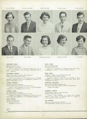 Page 16, 1954 Edition, Mercer High School - Hi Times Yearbook (Mercer, PA) online yearbook collection