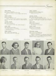 Page 17, 1954 Edition, Mercer High School - Hi Times Yearbook (Mercer, PA) online yearbook collection