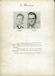 Page 6, 1954 Edition, Mercer High School - Hi Times Yearbook (Mercer, PA) online yearbook collection