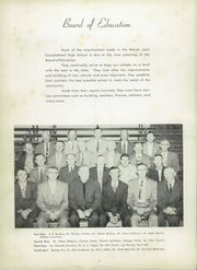 Page 8, 1954 Edition, Mercer High School - Hi Times Yearbook (Mercer, PA) online yearbook collection