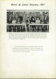 Page 10, 1957 Edition, Mercer High School - Hi Times Yearbook (Mercer, PA) online yearbook collection