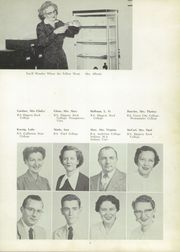 Page 13, 1957 Edition, Mercer High School - Hi Times Yearbook (Mercer, PA) online yearbook collection