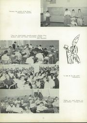 Page 16, 1957 Edition, Mercer High School - Hi Times Yearbook (Mercer, PA) online yearbook collection