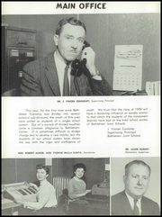 Page 10, 1959 Edition, Bethlehem Center High School - Bethescope Yearbook (Fredericktown, PA) online yearbook collection