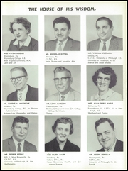 Page 13, 1959 Edition, Bethlehem Center High School - Bethescope Yearbook (Fredericktown, PA) online yearbook collection