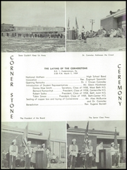 Page 8, 1959 Edition, Bethlehem Center High School - Bethescope Yearbook (Fredericktown, PA) online yearbook collection