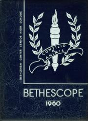 Page 1, 1960 Edition, Bethlehem Center High School - Bethescope Yearbook (Fredericktown, PA) online yearbook collection