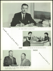 Page 12, 1960 Edition, Bethlehem Center High School - Bethescope Yearbook (Fredericktown, PA) online yearbook collection