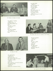Page 14, 1960 Edition, Bethlehem Center High School - Bethescope Yearbook (Fredericktown, PA) online yearbook collection