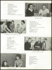 Page 15, 1960 Edition, Bethlehem Center High School - Bethescope Yearbook (Fredericktown, PA) online yearbook collection