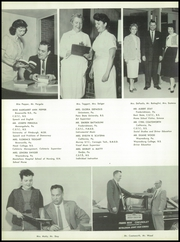 Page 16, 1960 Edition, Bethlehem Center High School - Bethescope Yearbook (Fredericktown, PA) online yearbook collection