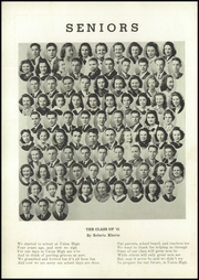 Page 12, 1941 Edition, Burgettstown Area High School - U Yearbook (Burgettstown, PA) online yearbook collection