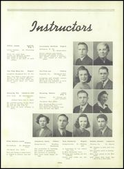 Page 13, 1944 Edition, Burgettstown Area High School - U Yearbook (Burgettstown, PA) online yearbook collection