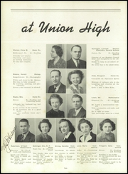 Page 14, 1944 Edition, Burgettstown Area High School - U Yearbook (Burgettstown, PA) online yearbook collection