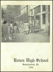 Page 5, 1944 Edition, Burgettstown Area High School - U Yearbook (Burgettstown, PA) online yearbook collection