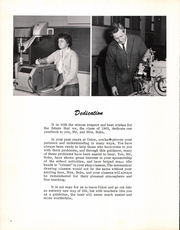 Page 9, 1965 Edition, Burgettstown Area High School - U Yearbook (Burgettstown, PA) online yearbook collection