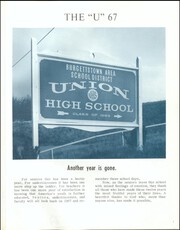 Page 5, 1967 Edition, Burgettstown Area High School - U Yearbook (Burgettstown, PA) online yearbook collection