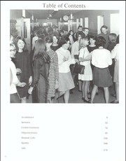Page 8, 1967 Edition, Burgettstown Area High School - U Yearbook (Burgettstown, PA) online yearbook collection