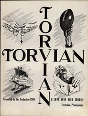 Page 7, 1960 Edition, Bishop Egan High School - Torvian Yearbook (Levittown, PA) online yearbook collection