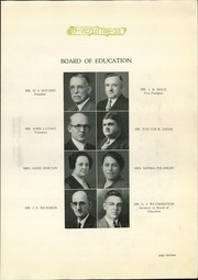 Page 15, 1932 Edition, Farrell High School - Reflector Yearbook (Farrell, PA) online yearbook collection