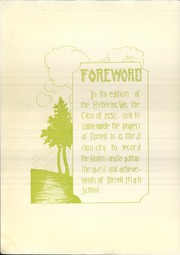 Page 8, 1932 Edition, Farrell High School - Reflector Yearbook (Farrell, PA) online yearbook collection