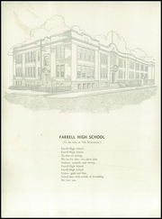 Page 12, 1936 Edition, Farrell High School - Reflector Yearbook (Farrell, PA) online yearbook collection