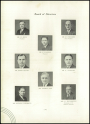 Page 14, 1939 Edition, Farrell High School - Reflector Yearbook (Farrell, PA) online yearbook collection