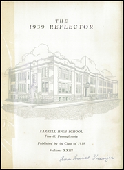 Page 7, 1939 Edition, Farrell High School - Reflector Yearbook (Farrell, PA) online yearbook collection