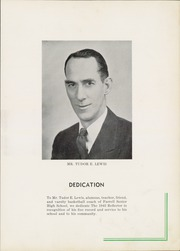Page 9, 1943 Edition, Farrell High School - Reflector Yearbook (Farrell, PA) online yearbook collection