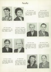 Page 16, 1953 Edition, Farrell High School - Reflector Yearbook (Farrell, PA) online yearbook collection
