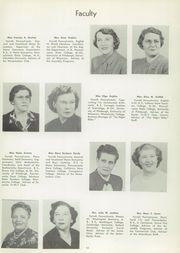 Page 17, 1953 Edition, Farrell High School - Reflector Yearbook (Farrell, PA) online yearbook collection