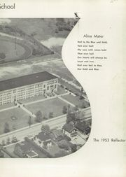 Page 3, 1953 Edition, Farrell High School - Reflector Yearbook (Farrell, PA) online yearbook collection