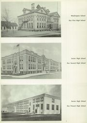 Page 8, 1953 Edition, Farrell High School - Reflector Yearbook (Farrell, PA) online yearbook collection