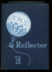 1958 Edition, Farrell High School - Reflector Yearbook (Farrell, PA)
