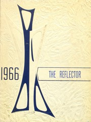 1966 Edition, Farrell High School - Reflector Yearbook (Farrell, PA)