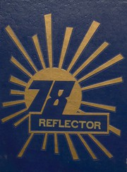 1978 Edition, Farrell High School - Reflector Yearbook (Farrell, PA)